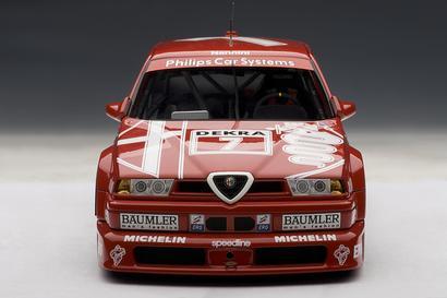 ALFA ROMEO 155 V6 TI DTM 1993<br>UN CAMPEON ITALIANO EN ALEMANIA