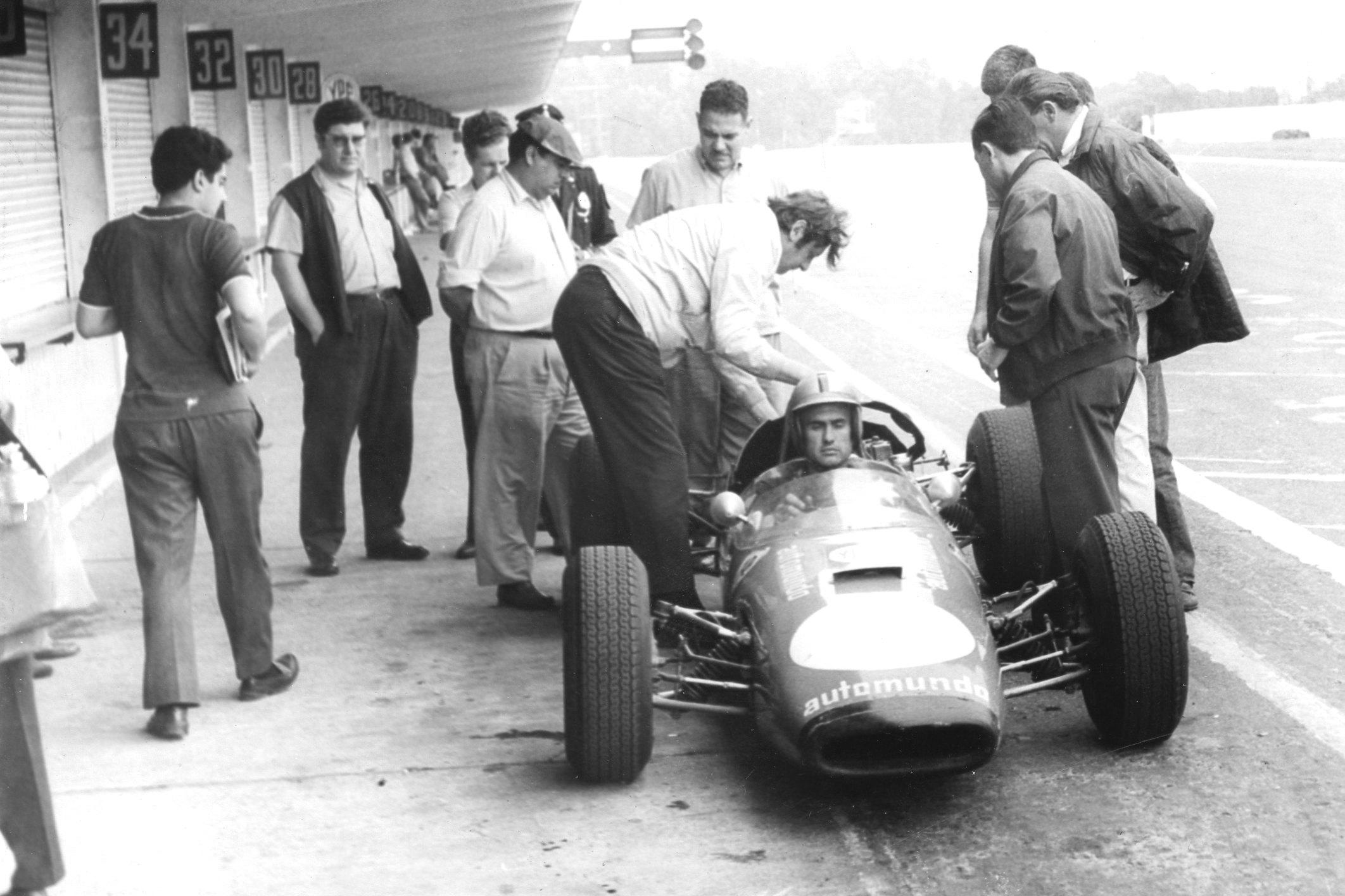 Brabham BT15