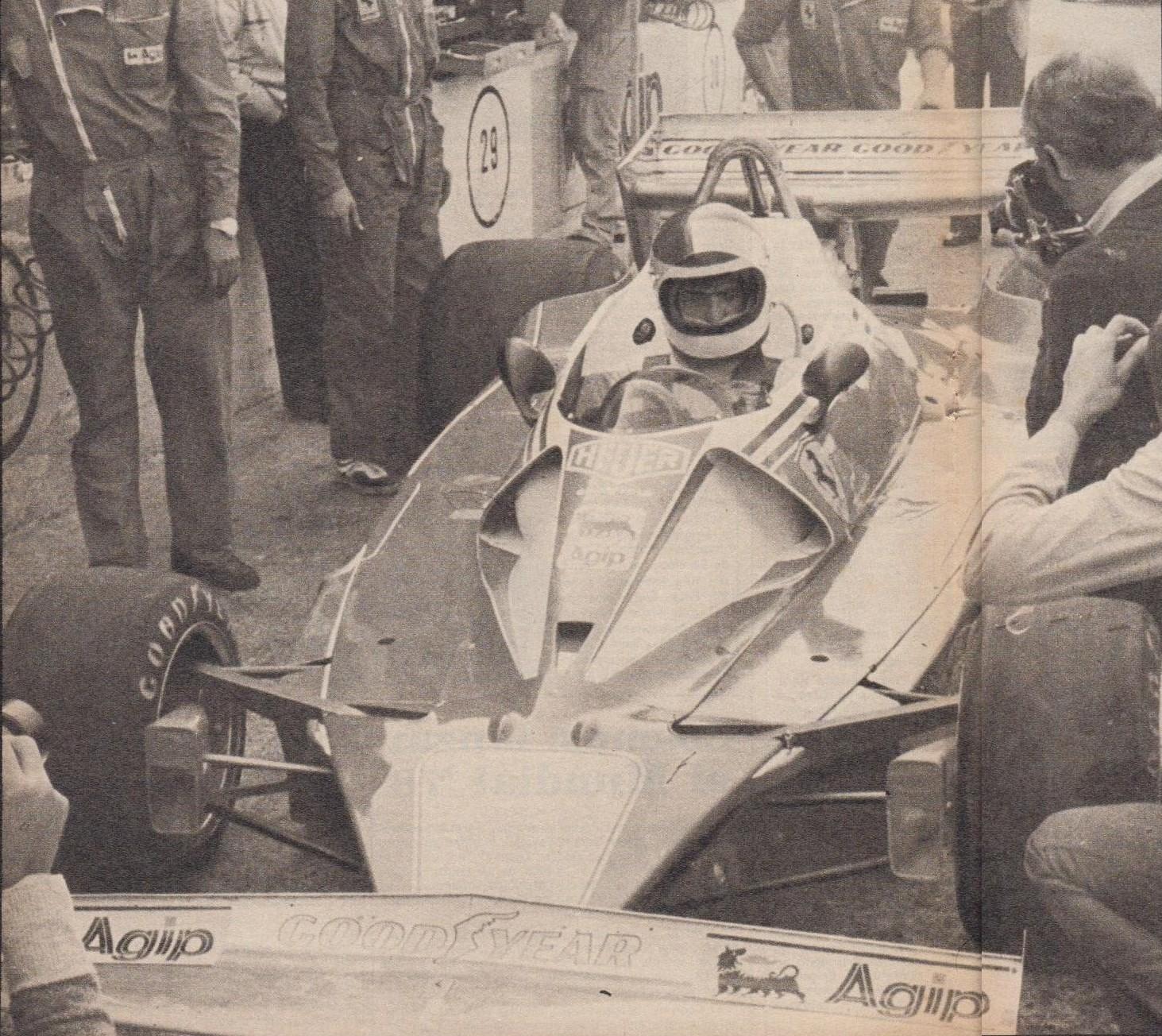 Chau Brabham...?Hola Ferrari!