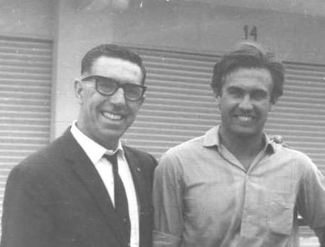 La verdadera historia de Reutemann contada por Americo Grossi